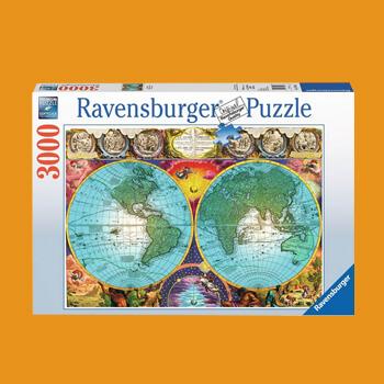 Puzzles 3000 pièces