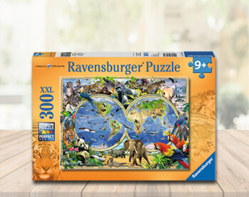 XXL puzzles